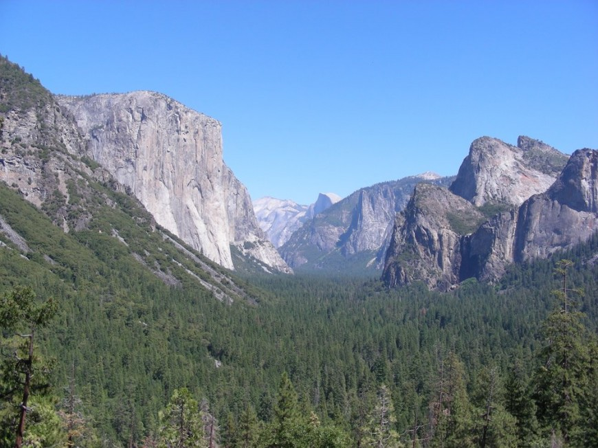 how to go to yosemite from san francisco