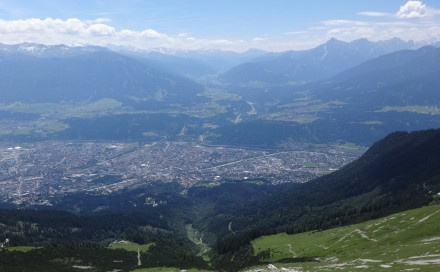 Innsbruck Hiking Trip